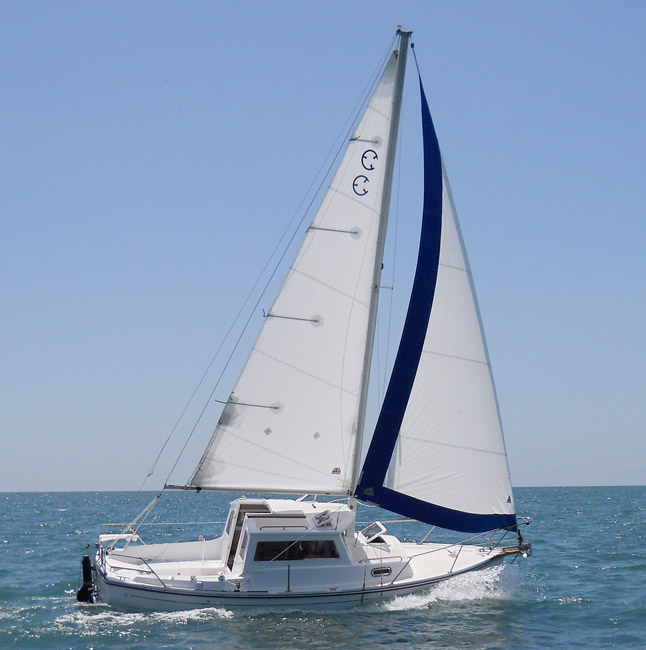 Cp 23 Pilothouse Photo Gallery