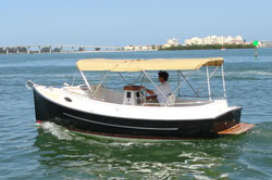 Com-Pac Yachts: Trailerable Cat Boats, Trailerable Cruisers, and