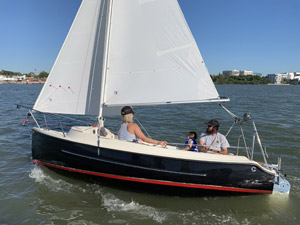 Legacy Sport Under Sail