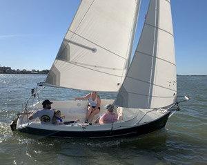 The Legacy Sport Under Sail